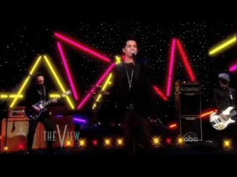 Adam Lambert on The View 12-10-09 Part 2 (Full Screen)