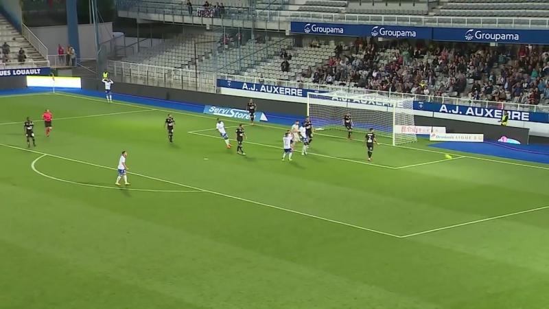 AJ Auxerre - Stade Brestois 29 ( 0-2 ) - Résumé - (AJA - BREST) _ 2018-19