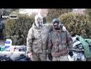 Повстанцы Ольхон Померяли Новые Халаты Броники NewsFront Зима 2015 HD