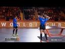 2nd Teqball World Cup - Doubles Bronze Game (Romania vs Brazil)