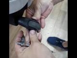Замена колеса на чемодане SAMSONITE-----------г. Краснодар,ул. Бульварное кольцо, 17