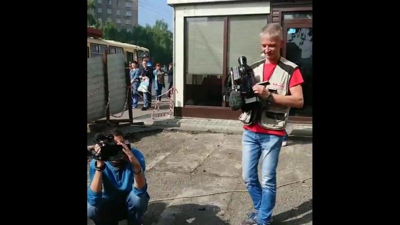 Сергей Кузнецов предлагает снести киоски