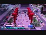 ЛЕГО Шэньян построили на северо-востоке Китая!