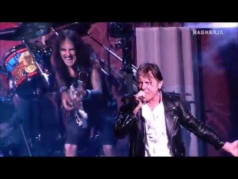 Iron Maiden - The Number Of The Beast / Iron Maiden, live @ Tele2 Arena, Stockholm Sweden 2018-06-01