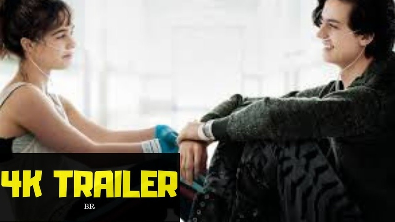 A Cinco Passos de Você trailer oficial   4K BR