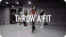 Throw A Fit Tinashe Minyoung Park Choreography
