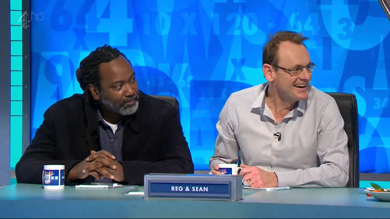8 out of 10 Cats does Countdown S06E03 (23.01.2015)