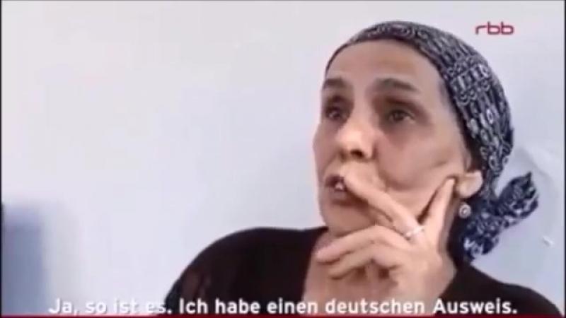Migranten über Merkels Goldstücke und den Umgang mit Kriminellen.
