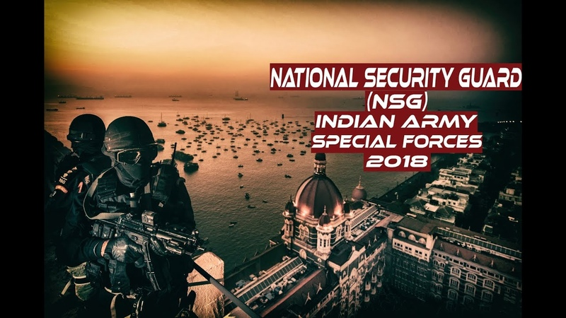 NATIONAL SECURITY GUARD (NSG) ll INDIAN SPECIAL FORCES ll - Omnipresent Omnipotent Defense