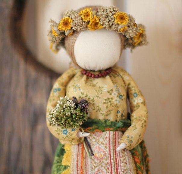Славянские куклы обереги своими руками мастер класс