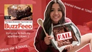 Trying buzzfeeds best brownies youll ever eat maiphammy