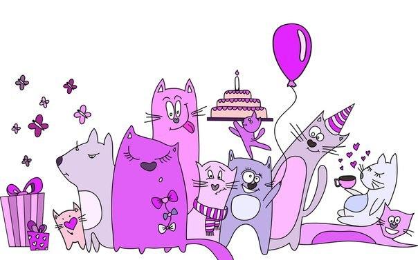 Крутые открытки в день рождения 24