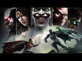 INJUSTICE GODS AMONG AS № 1 - Арес, Женщина-кошка и Джокер!