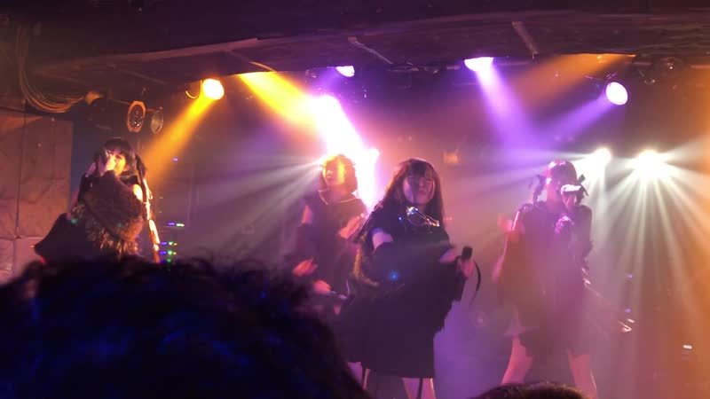 THERE THERE THERES - Orange slumbers 「AQBI DIG 05」 @新宿LOFT 03062018