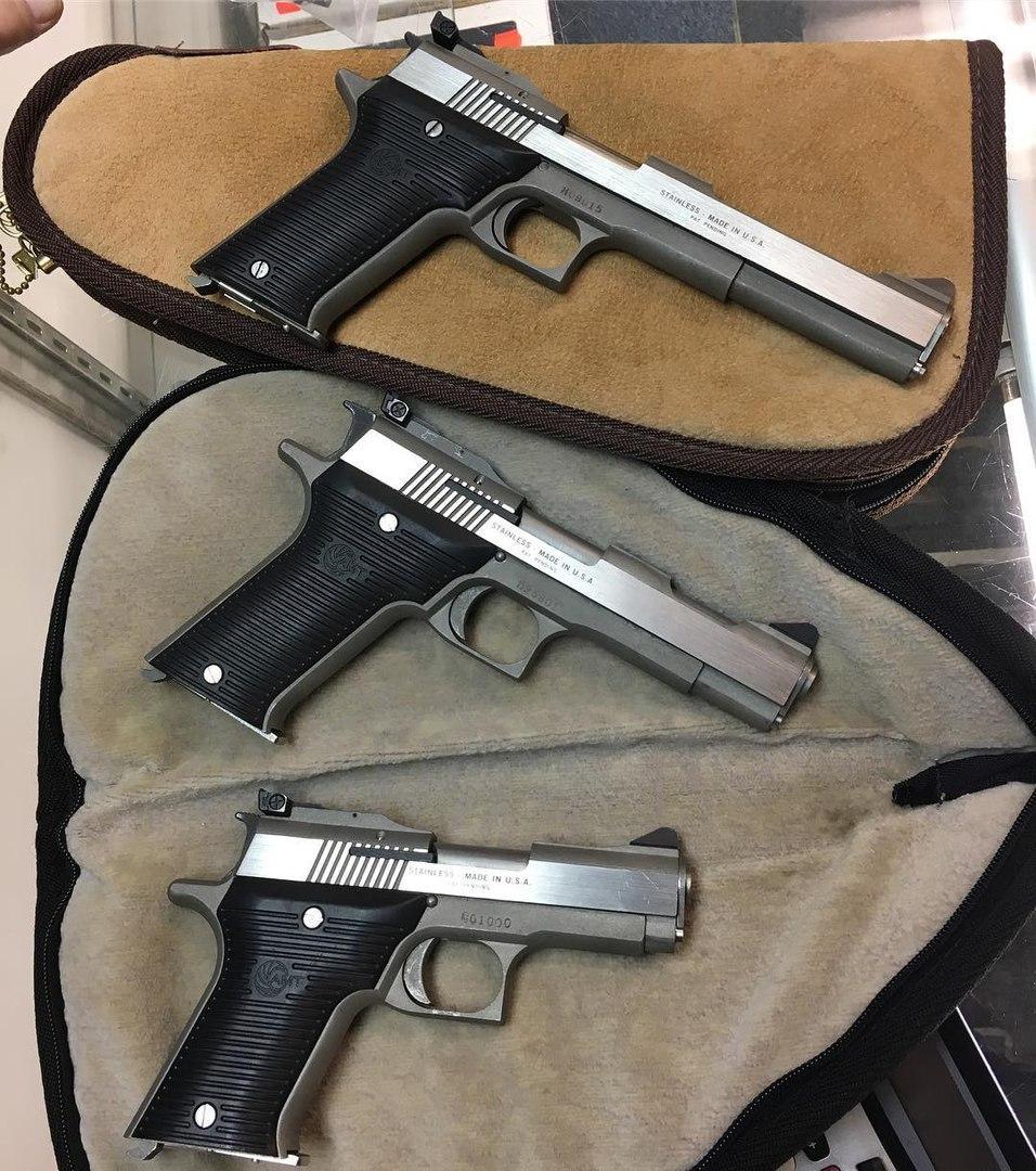 AMT Pistols