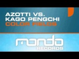 Azotti vs. Kago Pengchi - Color Fields Mondo Records