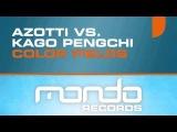 Azotti vs. Kago Pengchi - Color Fields Mondo Records