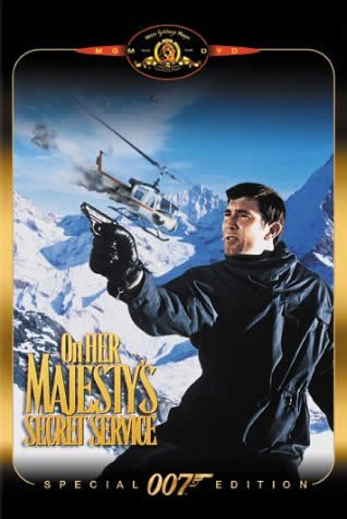 On Her Majesty's Secret Service (James Bond 6)