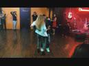 BACHATA   Алексей и Алина   школа танцев «Простые Движения»