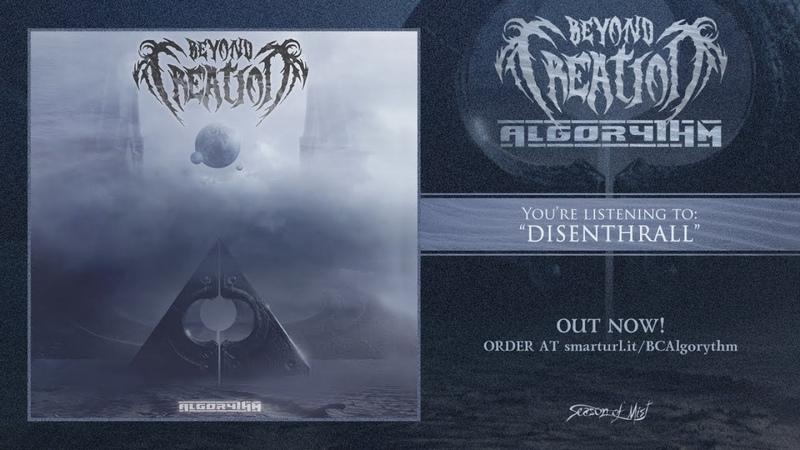 Beyond Creation - Algorythm (2018) full album