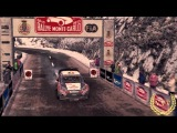 WRC 4 Monte Carlo - Multi Cam and Replay