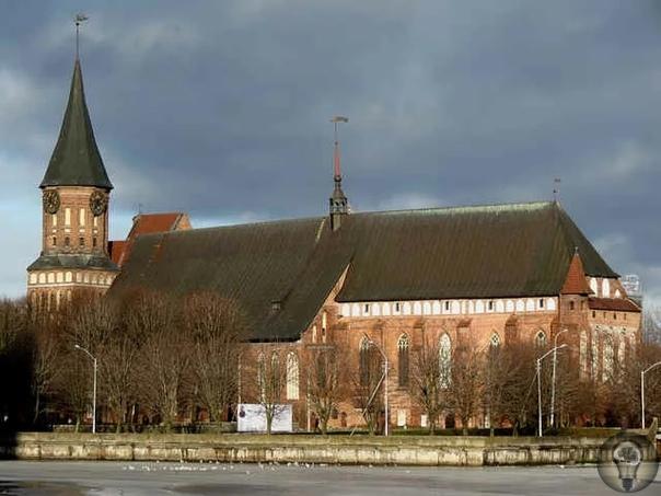 Чем знаменит Кёнигсбергский собор