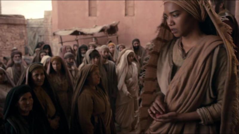 Библия.Наша эра.Продолжение Библии.( сезон 01.серия 07)