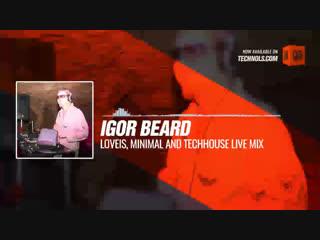 @BestProTop - LoveIs, Minimal and TechHouse Live Mix #Periscope #Techno #music