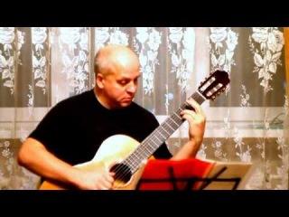 Ferdinando Carulli\SLOW MOMENT\исп. Алексей Поликутин