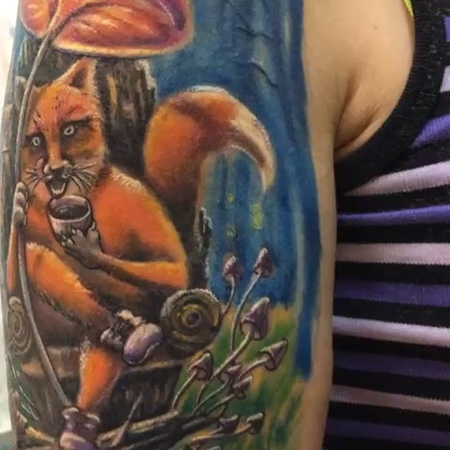 Joe.tattoo.studio video