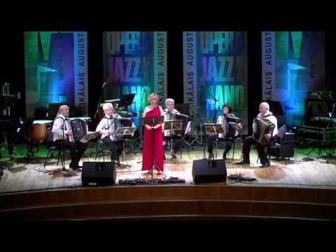 Erbarme dich, mein Gott (J. S. Bach), Elena Borele, Excelsior quintet