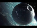 SPACE SCENES in LAST JEDI, ROGUE FORCE AWAKENS