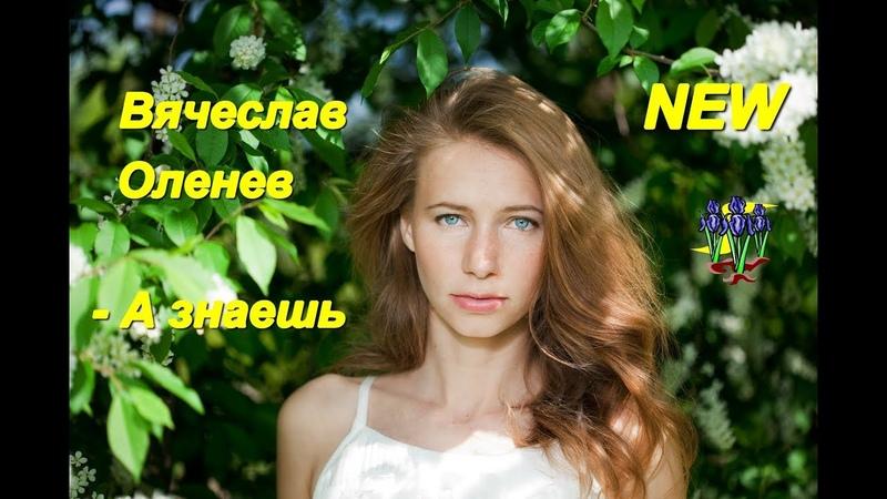 Очень красивая песня Послушайте Вячеслав Оленев А знаешь