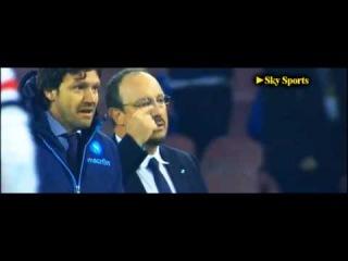 Наполи - Арсенал 2:0.Лига Чемпионов УЕФА 2013-2014,6-й тур.Обзор матча HD