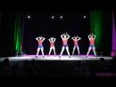 Группа по Dancehall female Номер «Спасатели Малибу», тренер Елена Душинина