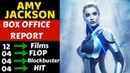 Amy Jackson Career Box Office Collection Analysis Hit, Blockbuster and Flop Movies List