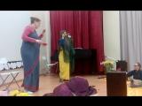 Спектакль о Шри Кришне (Санкт - -Петербург)