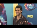 Matthew Daddario at the Teen Choice Awards 2018 at The Forum on August 12, 2018