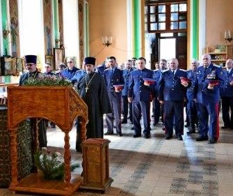 В селе Красный Десант состоялся расширенный совет атаманов Таганрогского казачьего округа