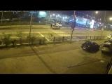 Жигуль расплющило. Жёсткое ДТП в Сочи, Пластунская - Кипарисовая, 22.04.18