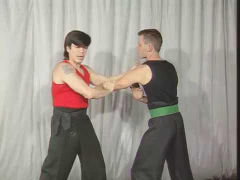 Wing Chun CRCA Biu Jee form and Concepts