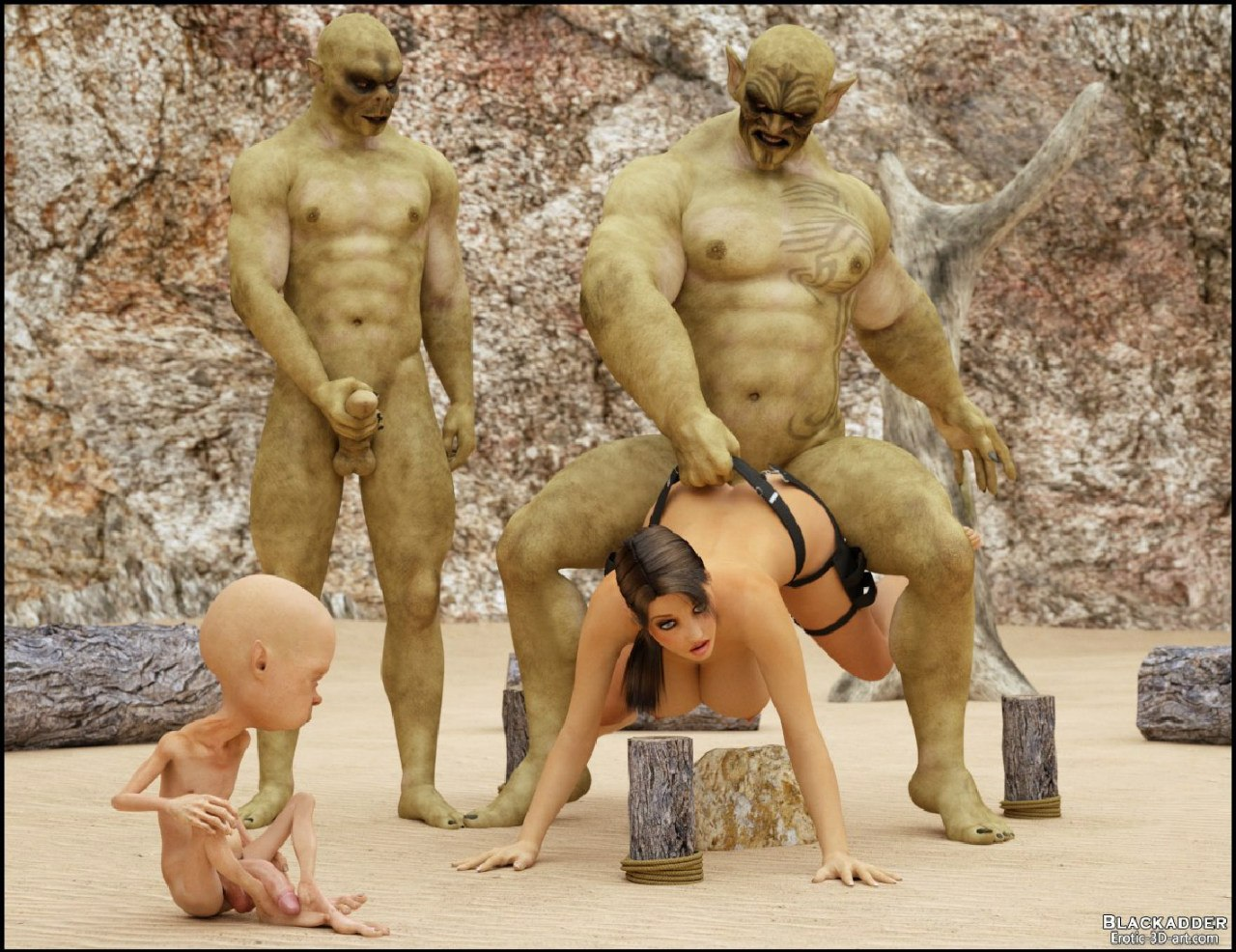 Monster porn game erotic photo
