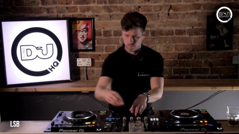 LSB - Live @ DJMag HQ [29.03.2018]