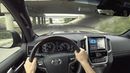 2018 Toyota Land Cruiser POV Test Drive Binaural Audio