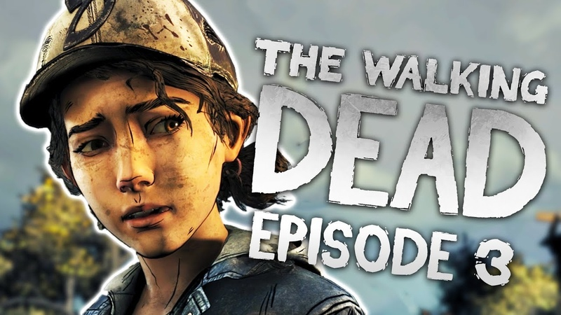 YOU DONT HAVE THE GUTS FOR THIS | The Walking Dead The Final Season - Episode 3