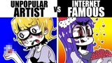 WHAT SEPARATES POPULAR ARTISTS FROM THE REST! How to Get Your Art NOTICED FINALLY