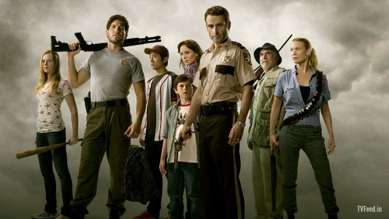Ходячие мертвецы 1 сезон (2010) все серии подряд