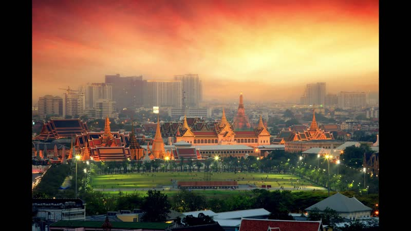 Туристический маршрут по Азии