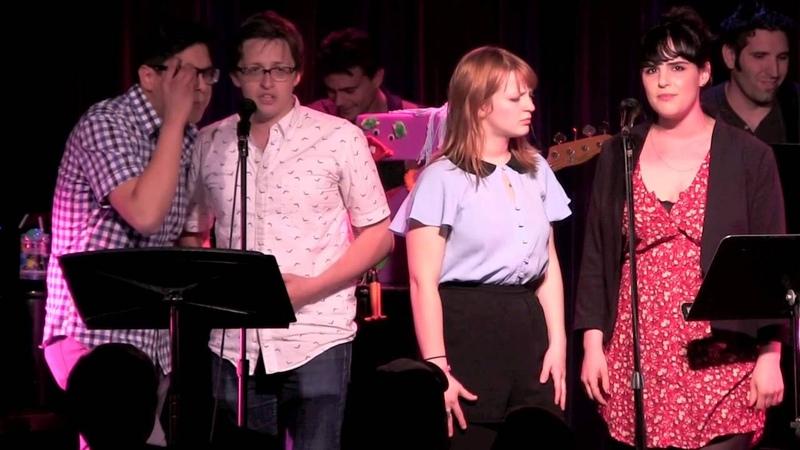 Emily Walton, Will Roland, George Salazar, Molly Hager Stand Alone (Written by Sam Salmond)