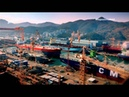 El barco más grande del Mundo - 01 Un casco inmenso
